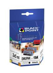 Tusz Canon BCI-15BK Black Point czarny