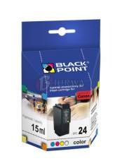 Tusz Canon BCI-24C Black Point kolor