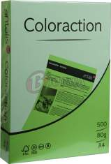 Papier ksero kolorowy A4 160g Java kiwi Coloraction