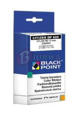 Taśma do drukarki igłowej Citizen DP600 Black Point