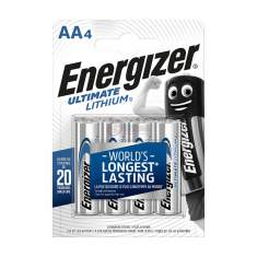 Baterie AA L91 1.5V Energizer Ultimate Lithium 4 sztuki