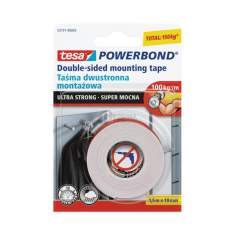 Taśma dwustronna Tesa Powerbond Ultra Strong 1.5m x 19mm