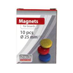 Magnesy tablicowe 2x3 25mm