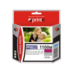 Tusz Brother LC1100/980M Printe magenta