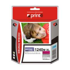 Tusz Brother LC1240M Printe magenta