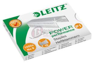 Zszywki Leitz Power Performance P1 nr 8