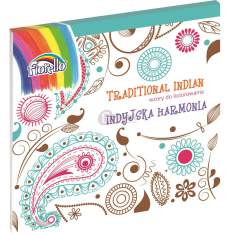 Malowanka Fiorello Traditional Indian Indyjska Harmonia