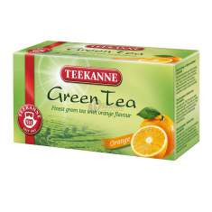 Herbata Teekanne Green Tea Orange