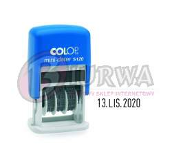 Datownik s120 iso Colop_1